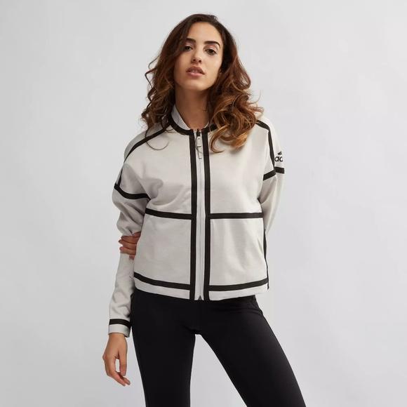 Adidas Z.N.E. Reversible SandBlack Jacket